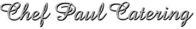 Chef Paul Catering- Professional Beverage Service Vendor Partner