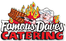 Famous Dave's Catering- Professional Beverage Service Vendor Partner