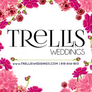 trellis weddings